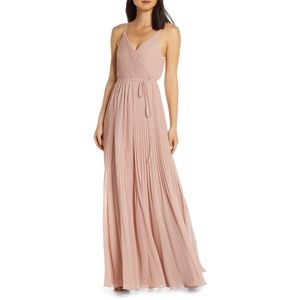 Jenny Yoo Kimi Dress in Whipped Apricot